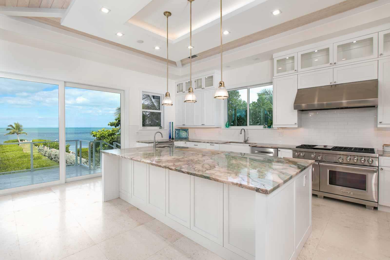 Jade Kitchen 1 2, Primestones® Granite, Quartz, Marble