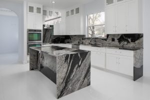 Maori Granite Kitchen