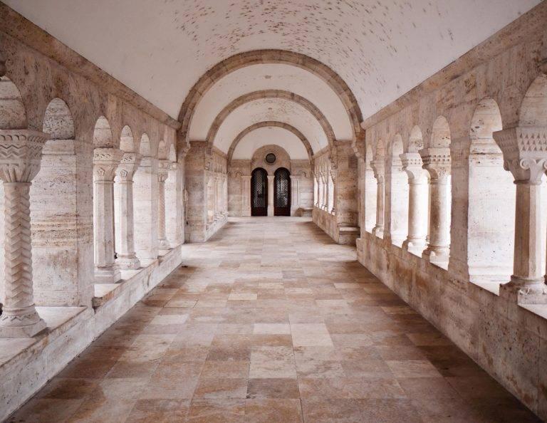 Italian Villa Hallway 768x594, Primestones® Granite, Quartz, Marble