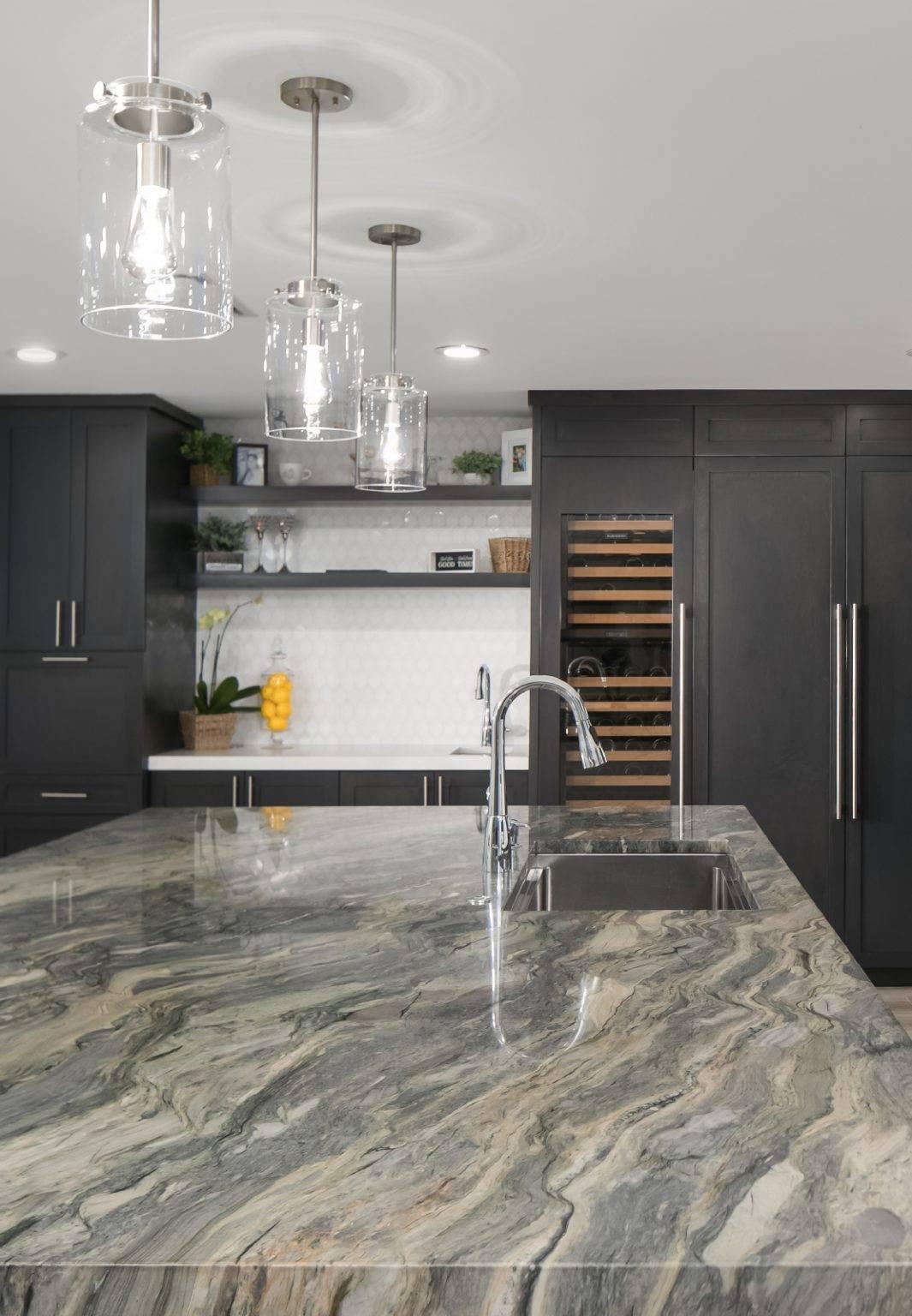 Fusion Blue Island 10 1065x1536, Primestones® Granite, Quartz, Marble