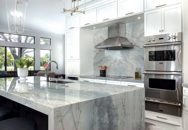 Eiger Alps Kitchen RGB 768x531, Primestones® Granite, Quartz, Marble