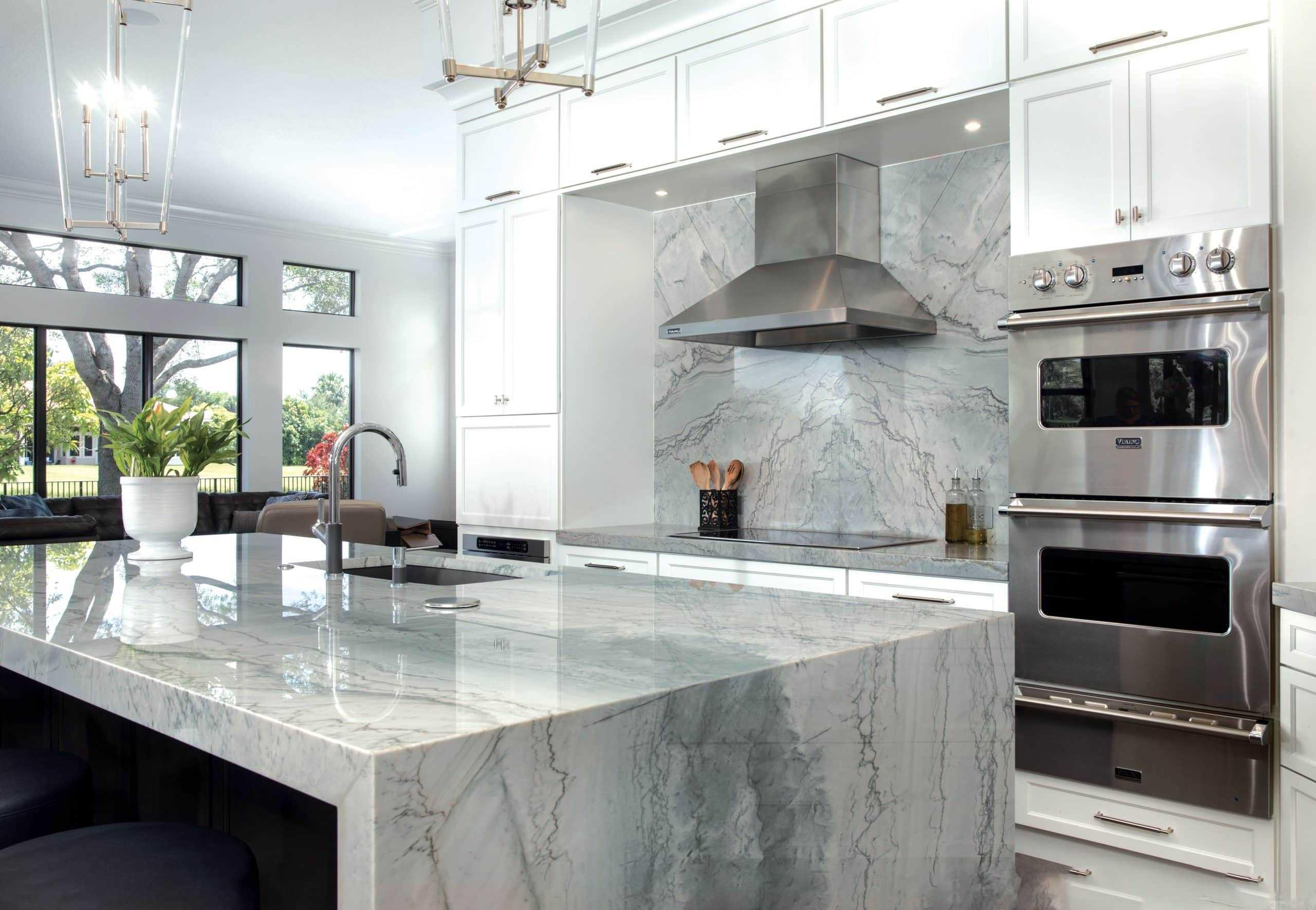 Eiger Alps Kitchen RGB Scaled, Primestones® Granite, Quartz, Marble
