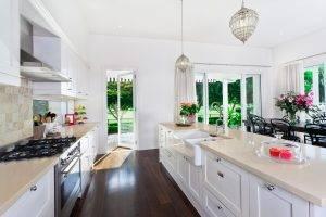Boticcino Quartz Kitchen
