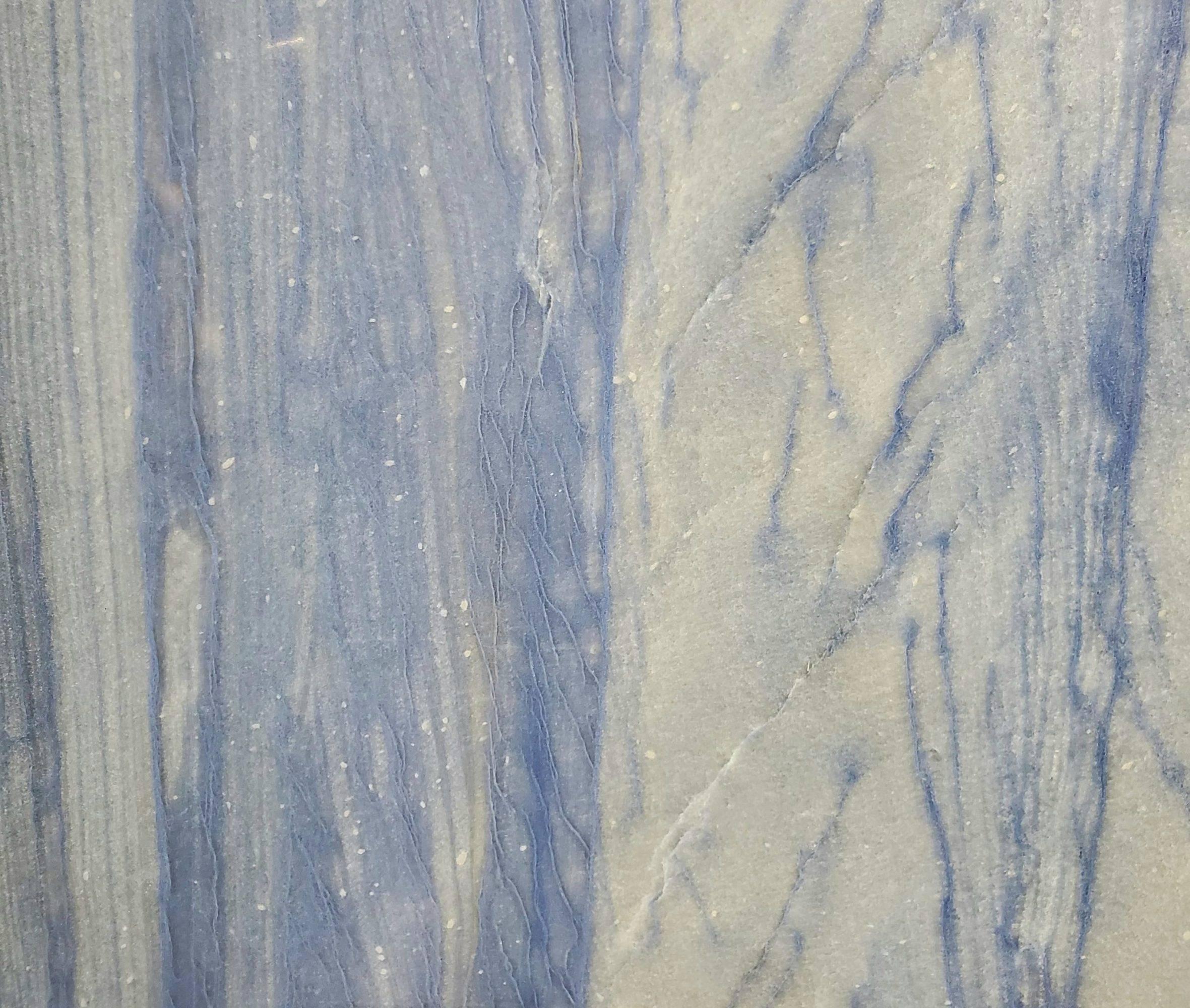 Blue Macaubas Quartzite Close Up Scaled 1, Primestones® Granite, Quartz, Marble