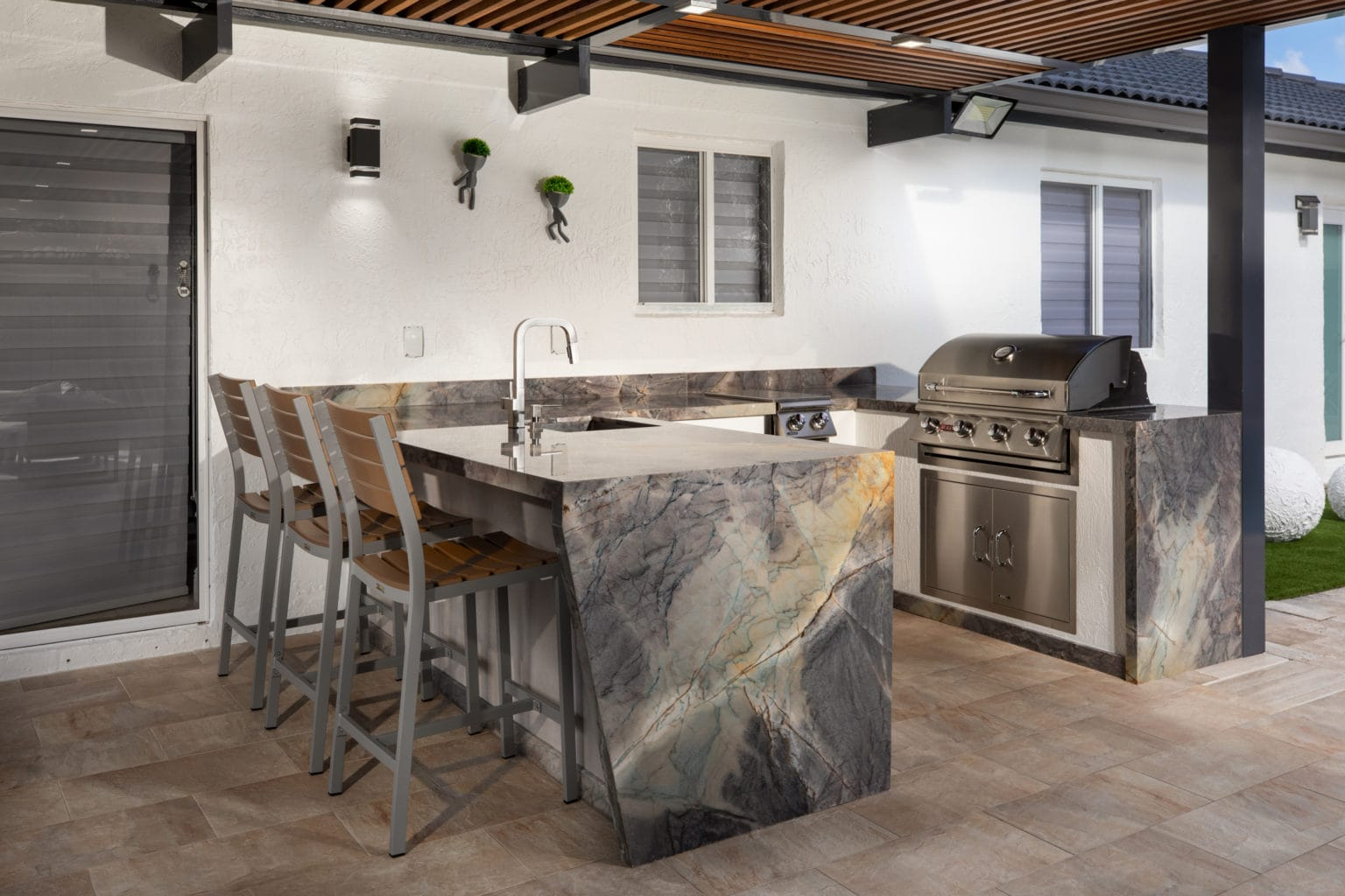 Arizone Shadow Outdoor Kitchen 1 1536x1024, Primestones® Granite, Quartz, Marble