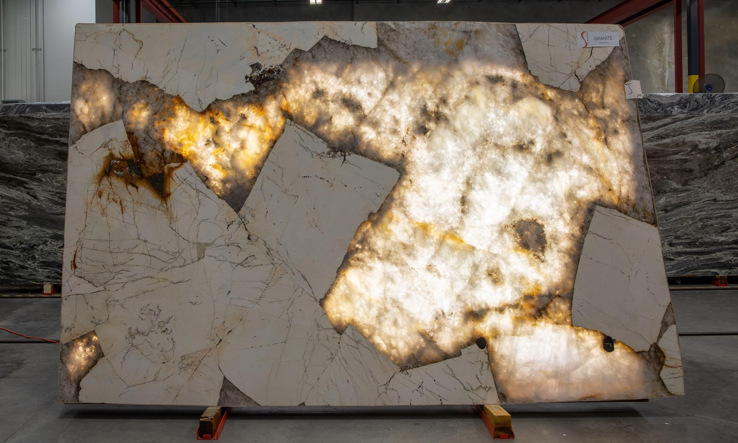 Patagonia Full Backlit C Final, Primestones® Granite, Quartz, Marble