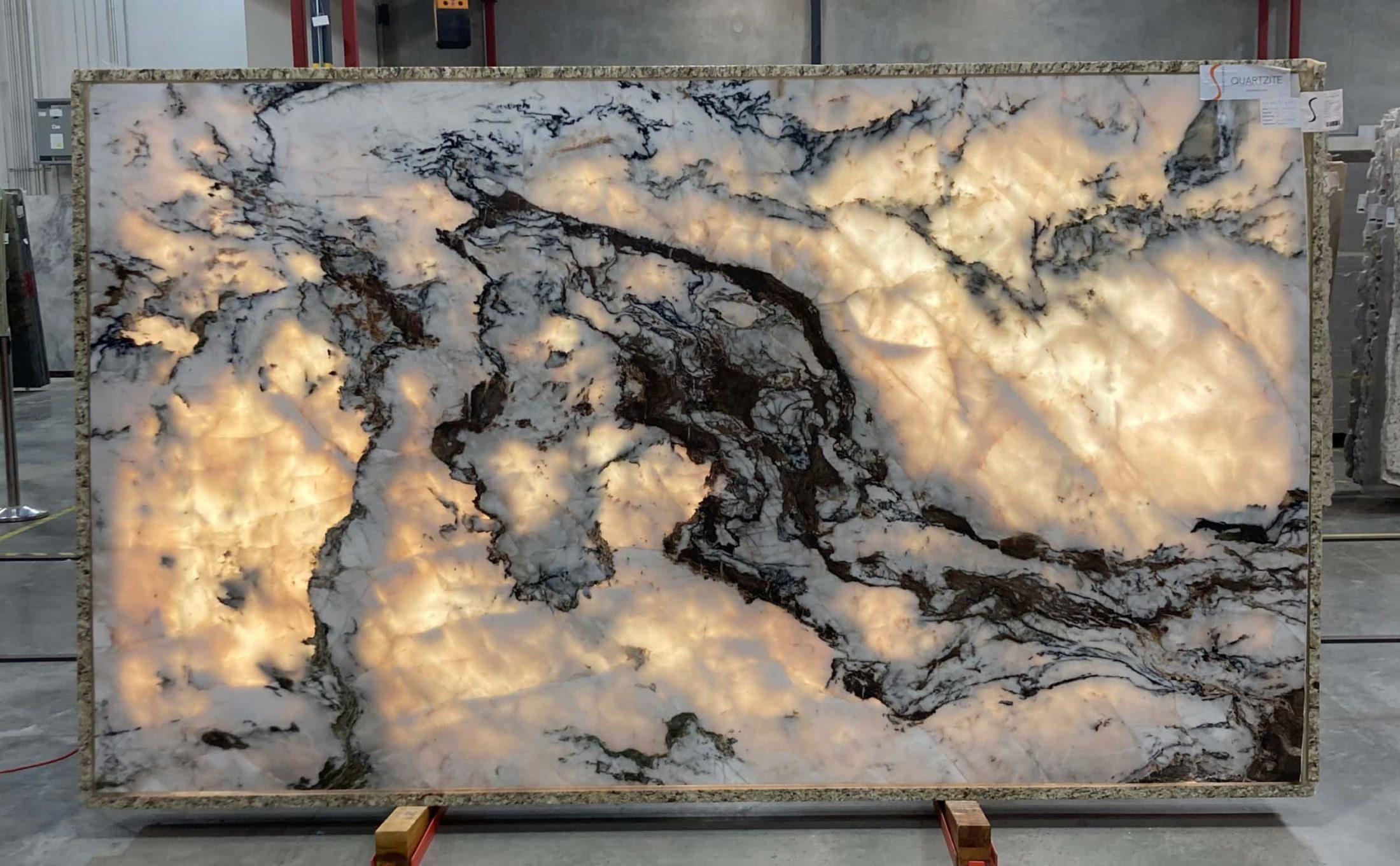 Crystal Venato Backlit Slab C Final Scaled P6tw6t2ooajj8osjzpwdqs7801bc01k4rcm5uuszz4, Primestones® Granite, Quartz, Marble